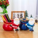 Stationery. Top selling products. Creative large capacity pen holder office personality student desktop decoration ornament.